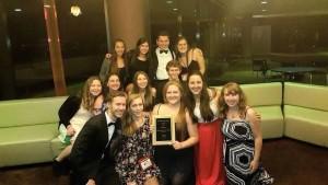 USY Award Photo