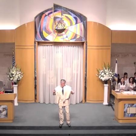 Kol Nidre: Falling in Love with the World Again: Shabbat